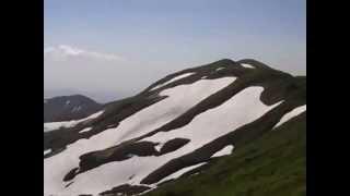 焼石岳2008.6