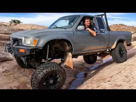 How To Solid Axle Swap A Toyota My Sas Overview Youtube