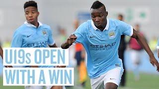 CITY SCORE 4 | City U19s 4-1 Juventus U19s | Highlights