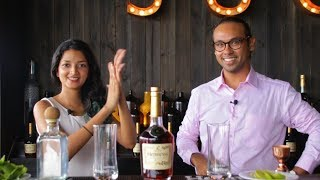 Cognac, Cocktails & Colombo
