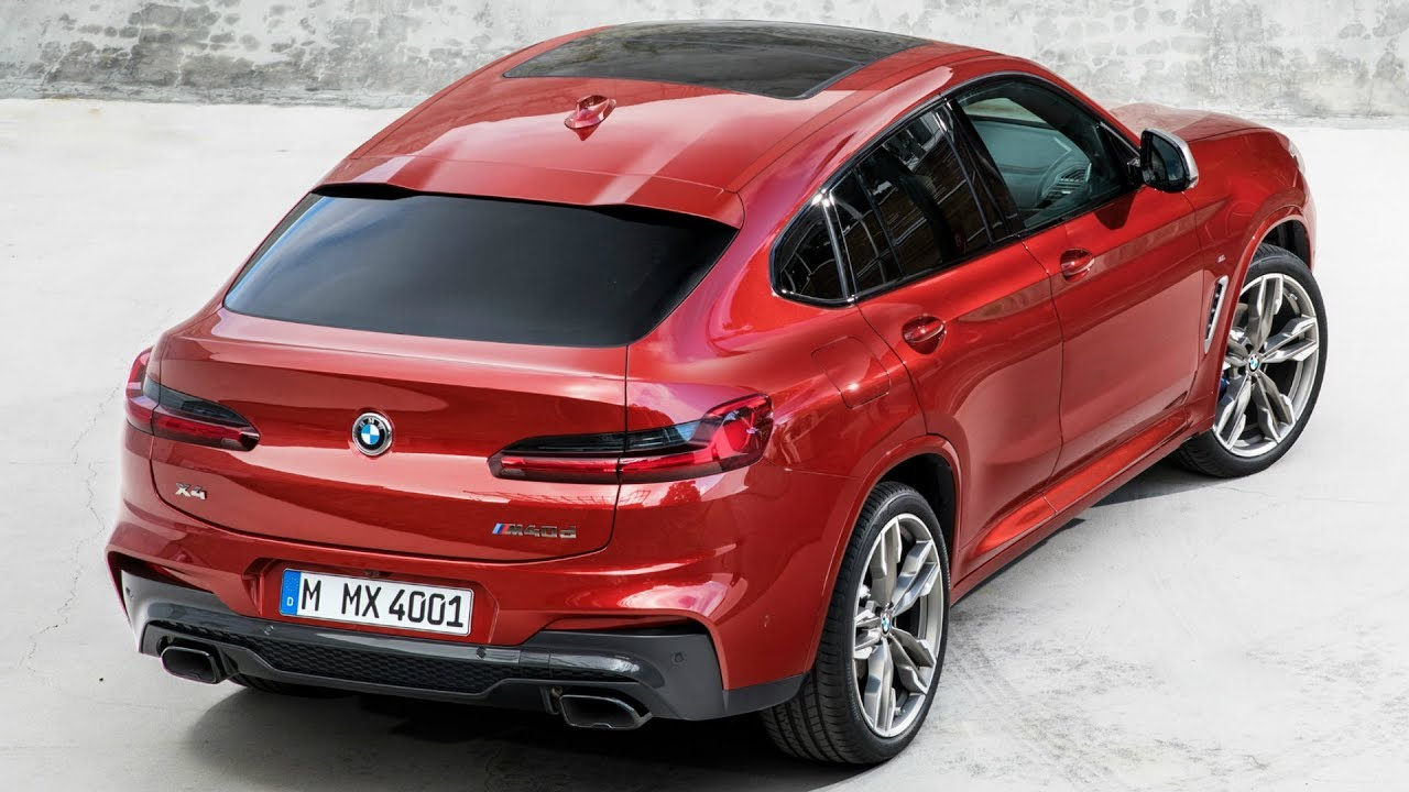 d5c3f82cd9c 2019 BMW X4 M40d - Dynamic