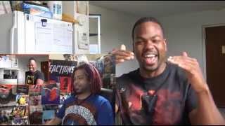 Meet Tyrone Magnus, YouTube 'Reactor' REACTION REACTCEPTION - REACTION!!!