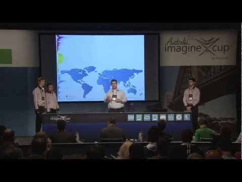 Imagine Cup 2012 - Finalist Presentations: Team quadSquad, Ukraine