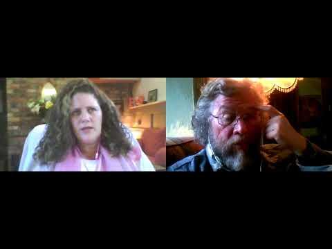 Treacy O'Connor Interfaith Minister,  Lou Martin Channel April 2018