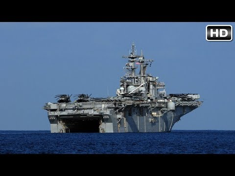 This is The Old Aircraft Carrier in The US Military