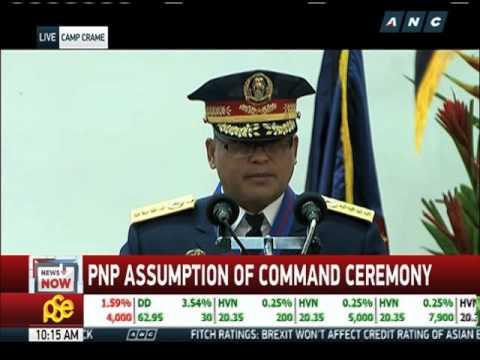 From bigote to White House: PNP chief Bato cracks jokes