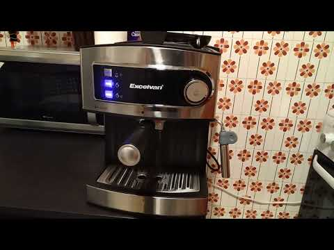 Excelvan 15 Bar Pump Espresso Machine Gearbest Youtube