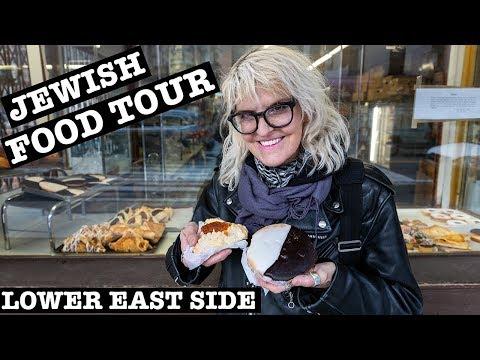 JEWISH FOOD TOUR: LOWER EAST SIDE, NYC