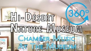 360° Video - Chamber Music at the Museum - 2/11/2017