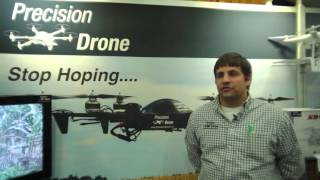 Drones For Farming: Precision Drone at the National Farm Machinery Show
