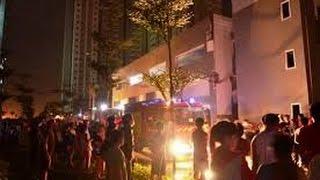 Tin nhanh 24/7 - Cháy chung cư trong đêm ở Sài Gòn, hơn 300 hộ dân tháo chạy