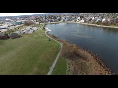 Gilles Lake Timmins Ontario