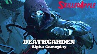 DeathGarden Closed Alpha Gameplay | Runner Gameplay | Skilled Apple