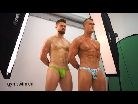 GymSwim Push-up Men Swimwear Collection Photoshoot (part 2)