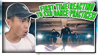 Download lagu FIRST TIME REACTING TO EXO DANCE PRACTICES![REACTION]