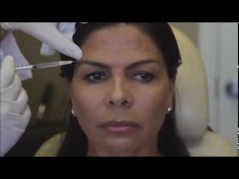 Botox İnjection Cosmetic Treatment