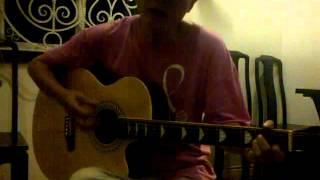 Xin Lỗi Tình Yêu - Đêm Lang Thang - (Cover Đàm Vĩnh Hưng) Guitar - Slow