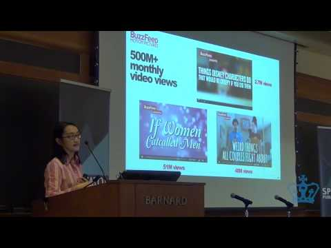 Columbia Media Conference 2014: Dao Nguyen