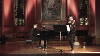 Praeludium and Allegro | Fritz Kreisler | Dmitry Shishkin-piano | Lazar Miletic-viola