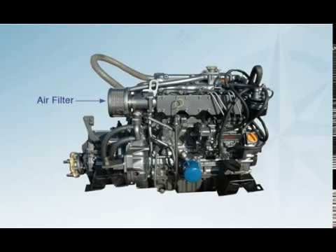 The Marine Diesel Engine an Introduction