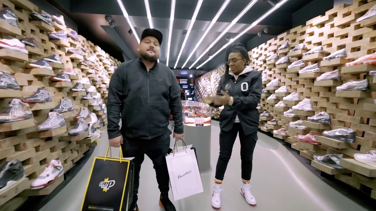Biggest Sneaker Collection