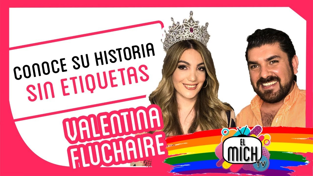 La MEXICANA TRANS que ganó MISS INTERNATIONAL QUEEN 2020: Valentina Fluchaire  | El Mich TV