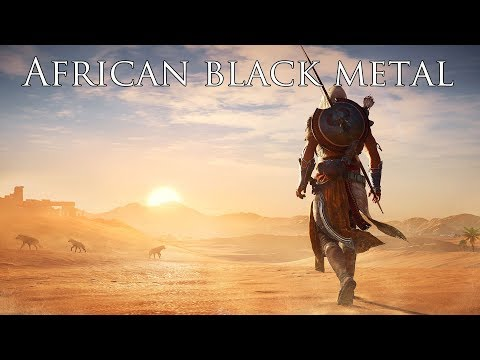 African black metal bands