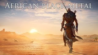 African black metal bands