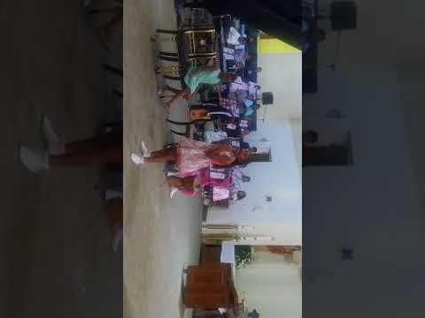 Milan Durkee. Just my imagination school performance