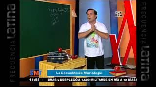 Aldo Mariátegui nos enseña cómo ven los limeños al resto del país