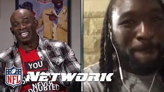 LeGarrette Blount: Tom Brady is the Greatest QB of All Time | Primetime | NFL Network
