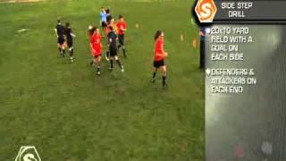 Soccer    Side Step