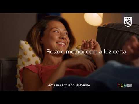 Santuário Relaxante em Casa com Philips Hue