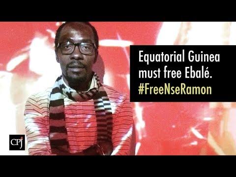 Cartoonists Rally to Support Ramón Nsé Esono Ebalé Jailed in Equatorial Guinea