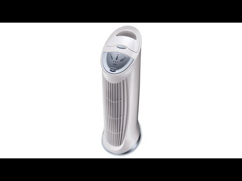 Honeywell QuietClean Tower Air Purifier with Permanent Filters (HFD-110)