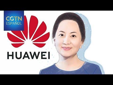 Huawei pide la liberación de Meng Wanzhou