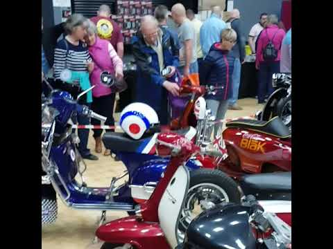 Tenby national scooter rally 2018