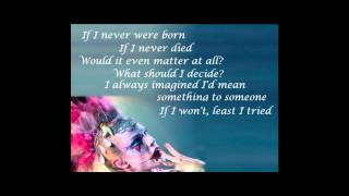 Watch Emilie Autumn What Will I Remember video