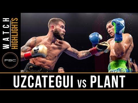 Uzcategui vs Plant HIGHLIGHTS: January 13, 2019 - PBC on FS1