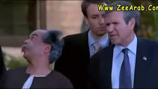القرموطي مع بوش