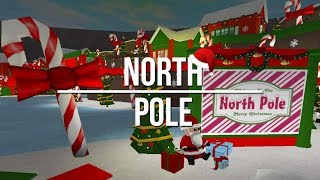ROBLOX | Willkommen in Bloxburg: Nordpol Teil 1