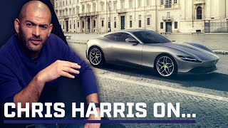 """Is that an Aston Martin?"" Chris Harris on... the Ferrari Roma 