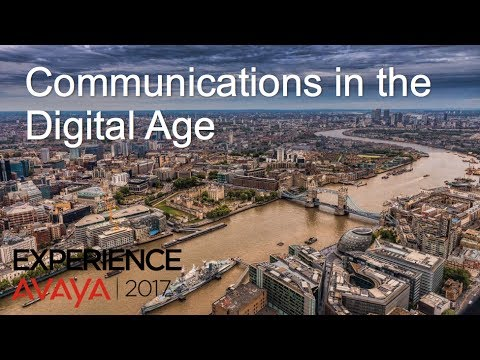 Communications In The Digital Age - Keynote