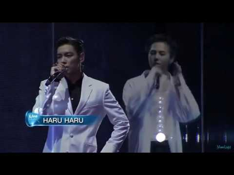 BIG BANG IF YOU , HARU HARU ( 0TO10 in Seoul )