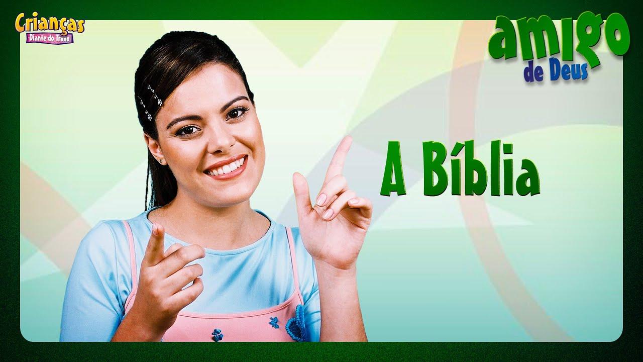 A Bíblia - Crianças Diante do Trono