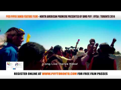 PIED PIPER- NORTH AMERICAN PREMIERE PRESENTED BY BMO PIFF   IFFSA   Toronto 2014