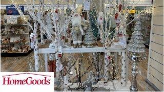 HOME GOODS HOLIDAY EDITION!!!!CHRISTMAS DECOR 2019| WALKTHROUGH/COME WITH ME!