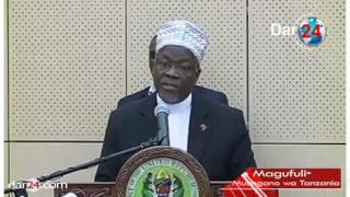 Rais Magufuli amewatakia Waislamu wote Mfungo mwema wa mwezi Mtukufu wa Ramadhani