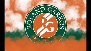Теннис  прямая трансляция Ролан Гаррос ставки онлайн прогноз