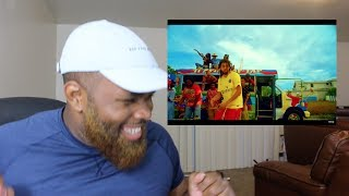 Bas - Tribe with J.Cole   Reaction / Review